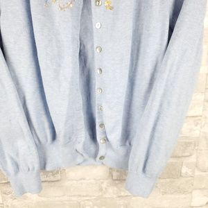 Sundance Sweaters - Sundance embroidered sweater | Size M